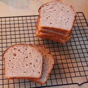 Czeski chleb wiejski
