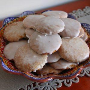 Lebkuchen - niemieckie pierniczki