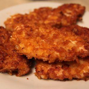 Kurczak łupki-chrupki
