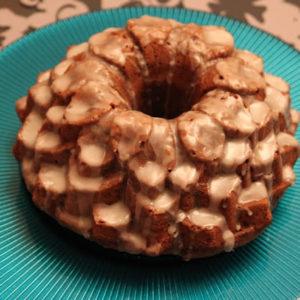 Ciasto z cukinii - idealene na jesień