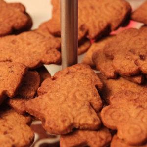 Speculoos - korzenne ciasteczka Świętego Mikołaja