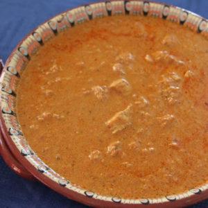 Maślany kurczak garam masala