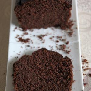 Ciasto gryczane, czekoladowe z cukinią (bezglutenowe)
