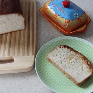 Chleb tostowy ver. 2 z mlekiem w proszku
