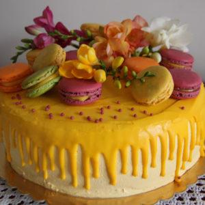 Tort bajeczny - czekoladowy